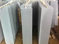 Basalt kerbs/palisades