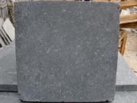 Blue stone honed antique